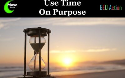 Use Time on Purpose