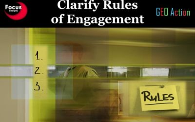 Clarify Rules of Engagement