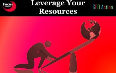 Leverage Your Resources